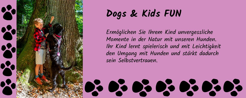 Kids & Dogs FUN